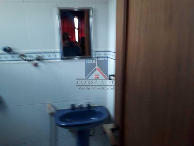27 - Engenho de Dentro-Amplo apartamento, 120 metros,3 quartos,suite, dep. emp., 2 vagas de garagem - FRAP30036 - 27