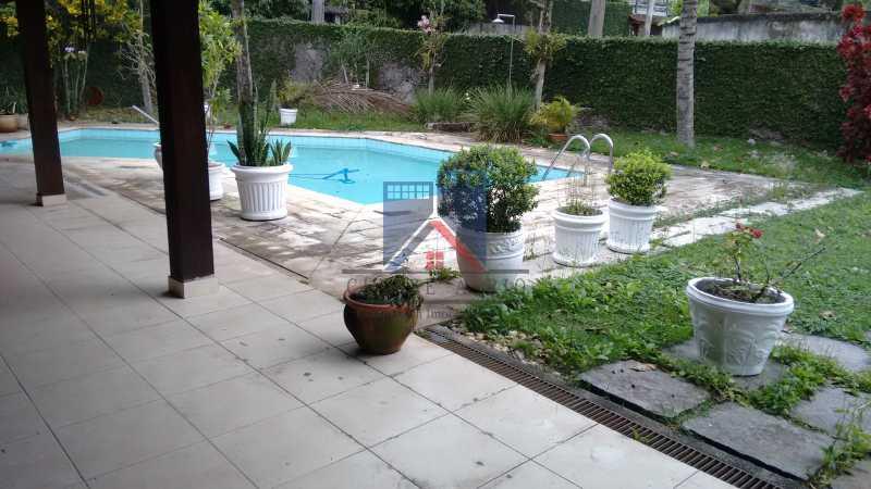 3 - VENDA ou LOCAÇÃO- Cond. Eldorado-Casa alto padrão - 6 quartos - 4 suítes - Piscina. - FRCN60001 - 6