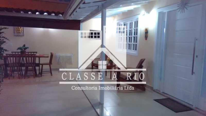 01 - Pechincha-Otima casa condominio,3 quartos,suite, 3 vagas de garagem - FRCN30003 - 1