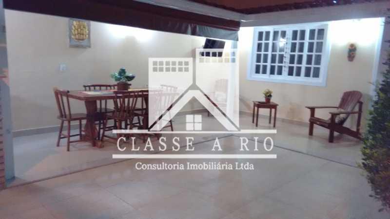 03 - Pechincha-Otima casa condominio,3 quartos,suite, 3 vagas de garagem - FRCN30003 - 4