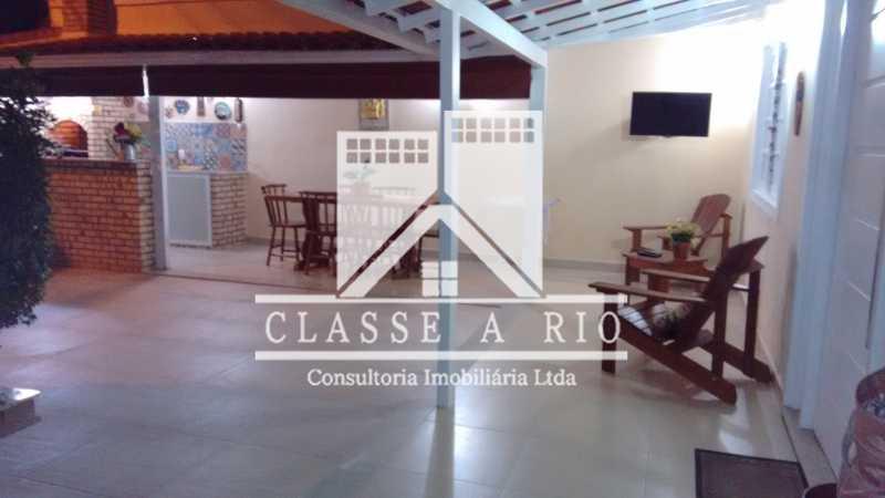 04 - Pechincha-Otima casa condominio,3 quartos,suite, 3 vagas de garagem - FRCN30003 - 5
