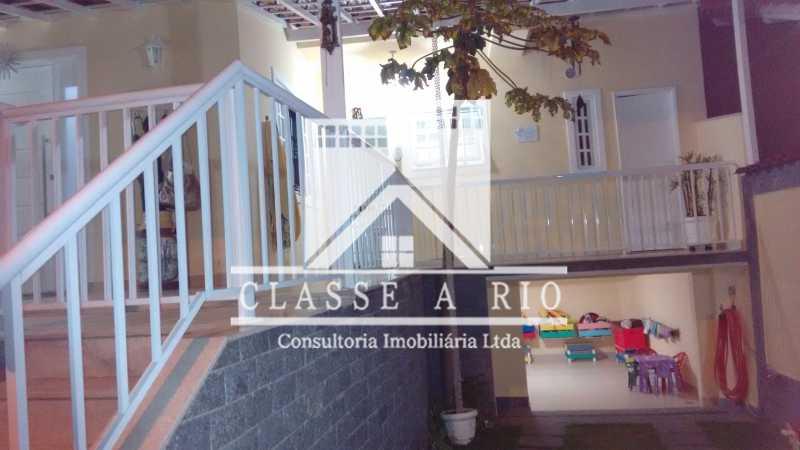 05 - Pechincha-Otima casa condominio,3 quartos,suite, 3 vagas de garagem - FRCN30003 - 6