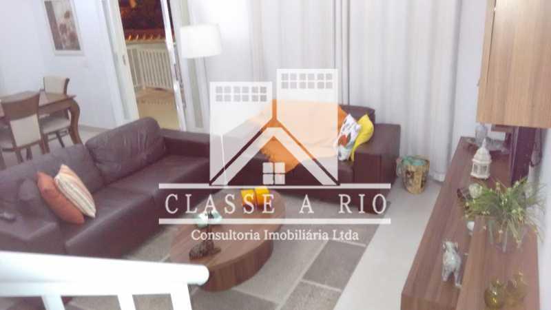 07 - Pechincha-Otima casa condominio,3 quartos,suite, 3 vagas de garagem - FRCN30003 - 8