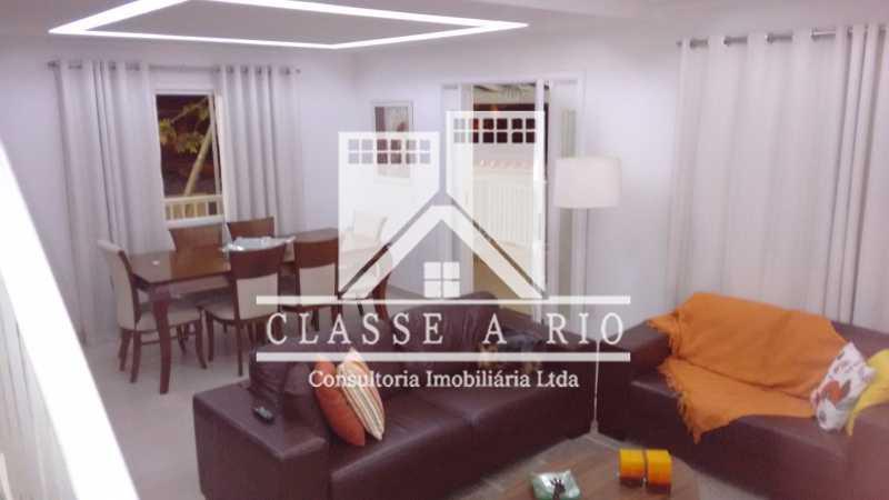 08 - Pechincha-Otima casa condominio,3 quartos,suite, 3 vagas de garagem - FRCN30003 - 9
