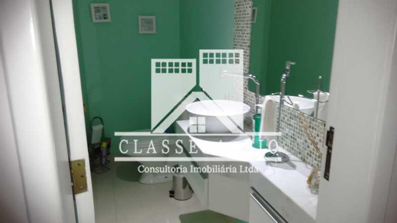 09 - Pechincha-Otima casa condominio,3 quartos,suite, 3 vagas de garagem - FRCN30003 - 10