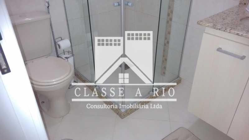 014 - Pechincha-Otima casa condominio,3 quartos,suite, 3 vagas de garagem - FRCN30003 - 15