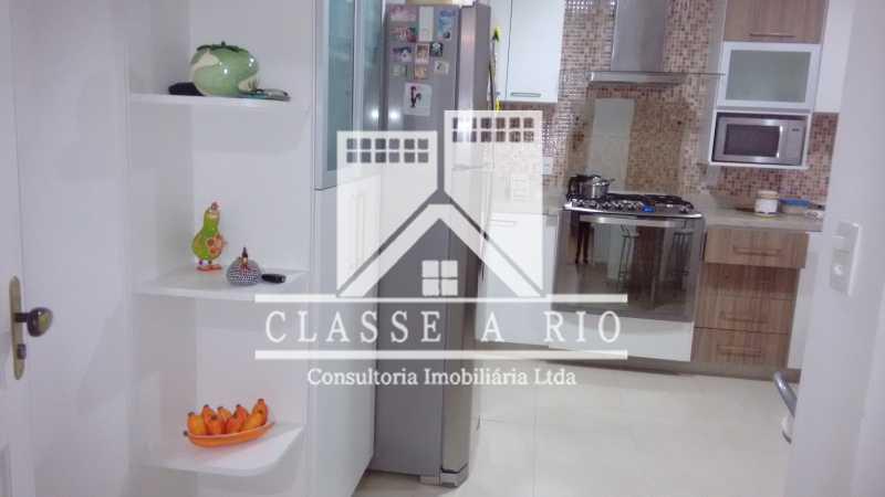 026 - Pechincha-Otima casa condominio,3 quartos,suite, 3 vagas de garagem - FRCN30003 - 26