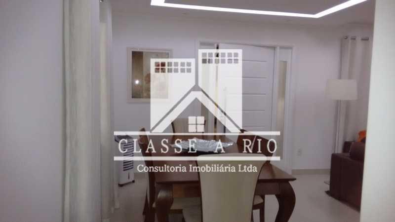 029 - Pechincha-Otima casa condominio,3 quartos,suite, 3 vagas de garagem - FRCN30003 - 29
