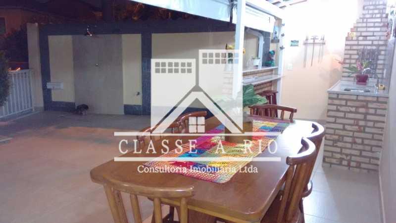 030 - Pechincha-Otima casa condominio,3 quartos,suite, 3 vagas de garagem - FRCN30003 - 30