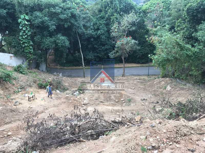 IMG-20191007-WA0062 - Terreno Barra da Tijuca - Condomínio Fechado - 1792 m2 pronto para Construir. - FRUF00004 - 5