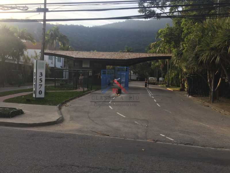 IMG-20191007-WA0063 - Terreno Barra da Tijuca - Condomínio Fechado - 1792 m2 pronto para Construir. - FRUF00004 - 6