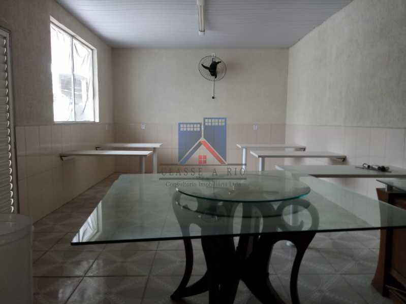 02 - GALPÃO - Rocha Miranda 980m2 área construída com escritórios, refeitório, copa cozinha, banheiros, vestiários, oficina ..... - FRGA00001 - 29