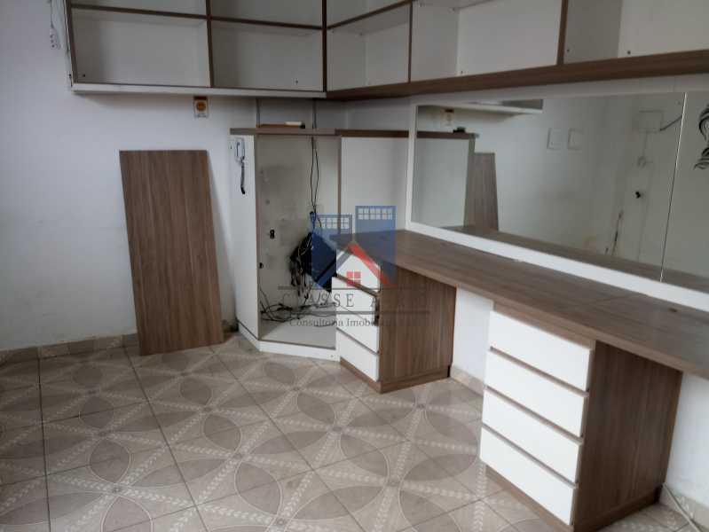 05 - GALPÃO - Rocha Miranda 980m2 área construída com escritórios, refeitório, copa cozinha, banheiros, vestiários, oficina ..... - FRGA00001 - 14