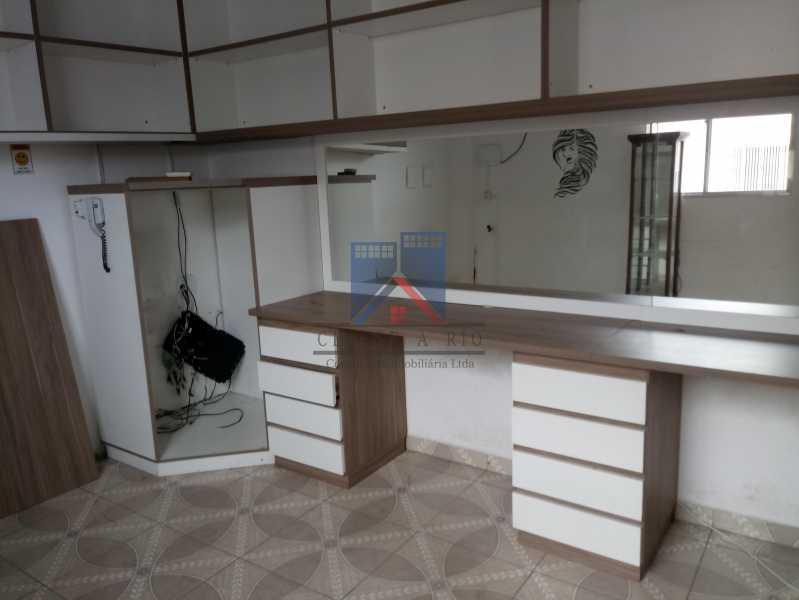 06 - GALPÃO - Rocha Miranda 980m2 área construída com escritórios, refeitório, copa cozinha, banheiros, vestiários, oficina ..... - FRGA00001 - 13
