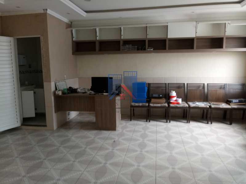 08 - GALPÃO - Rocha Miranda 980m2 área construída com escritórios, refeitório, copa cozinha, banheiros, vestiários, oficina ..... - FRGA00001 - 11