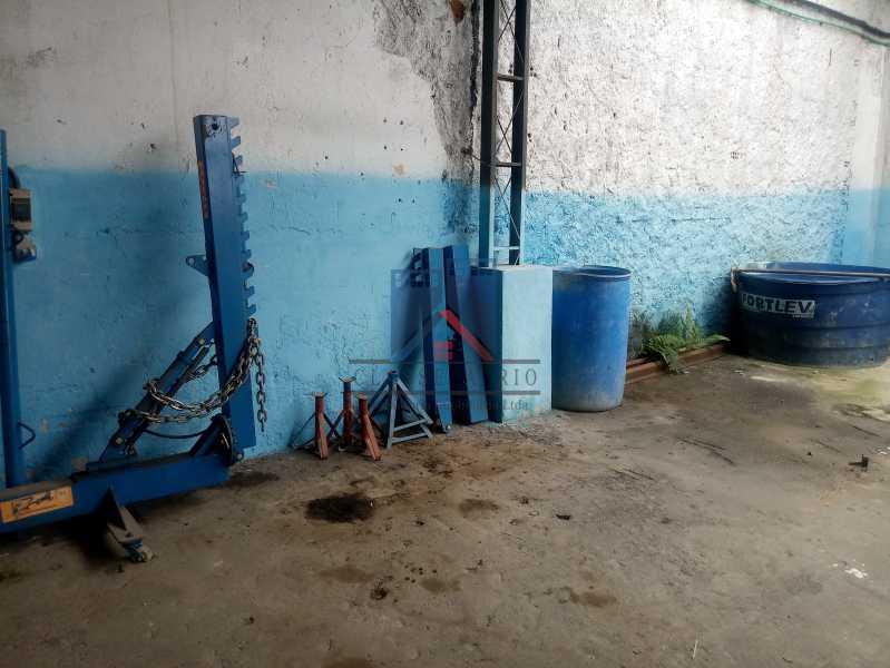 14 - GALPÃO - Rocha Miranda 980m2 área construída com escritórios, refeitório, copa cozinha, banheiros, vestiários, oficina ..... - FRGA00001 - 18