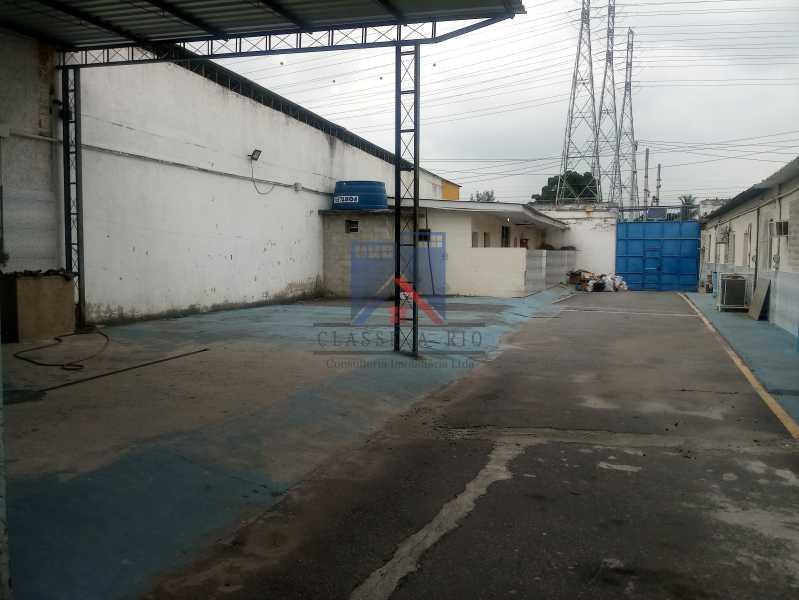 18 - GALPÃO - Rocha Miranda 980m2 área construída com escritórios, refeitório, copa cozinha, banheiros, vestiários, oficina ..... - FRGA00001 - 3