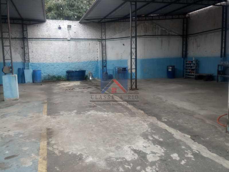 22 - GALPÃO - Rocha Miranda 980m2 área construída com escritórios, refeitório, copa cozinha, banheiros, vestiários, oficina ..... - FRGA00001 - 7