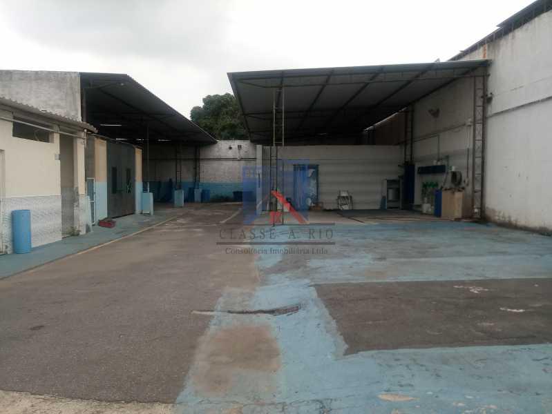 24 - GALPÃO - Rocha Miranda 980m2 área construída com escritórios, refeitório, copa cozinha, banheiros, vestiários, oficina ..... - FRGA00001 - 9