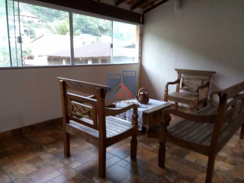 04 - Taquara - Linda Casa Condomínio - 3 Salas / 3 Qts / 2 suítes. - FRCN30036 - 4