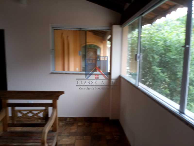 07 - Taquara - Linda Casa Condomínio - 3 Salas / 3 Qts / 2 suítes. - FRCN30036 - 7