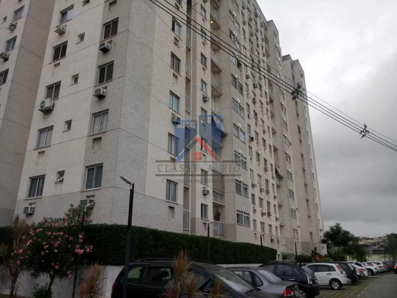 01 - Norte Shopping-Apartamento 03 quartos, suite, vaga de garagem, lazer completo - FRAP30042 - 3
