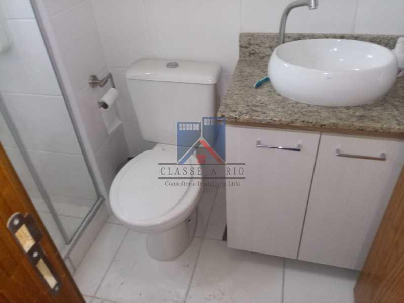 06 - Norte Shopping-Apartamento 03 quartos, suite, vaga de garagem, lazer completo - FRAP30042 - 12