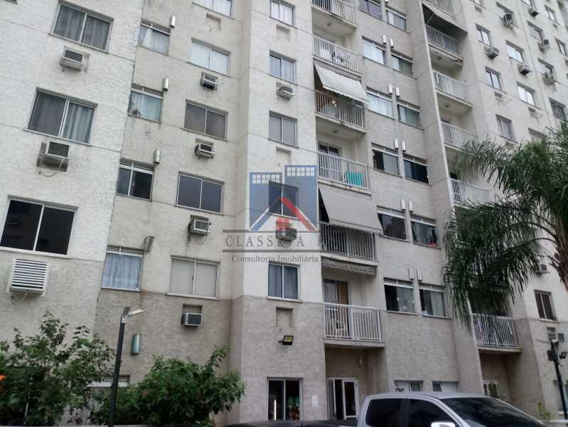 07 - Norte Shopping-Apartamento 03 quartos, suite, vaga de garagem, lazer completo - FRAP30042 - 5