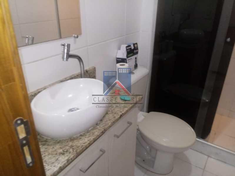10 - Norte Shopping-Apartamento 03 quartos, suite, vaga de garagem, lazer completo - FRAP30042 - 14