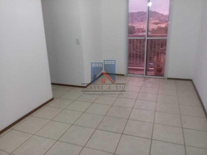 13 - Norte Shopping-Apartamento 03 quartos, suite, vaga de garagem, lazer completo - FRAP30042 - 7
