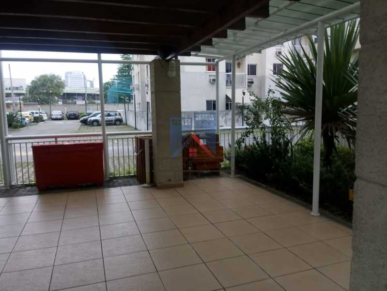 16 - Norte Shopping-Apartamento 03 quartos, suite, vaga de garagem, lazer completo - FRAP30042 - 29