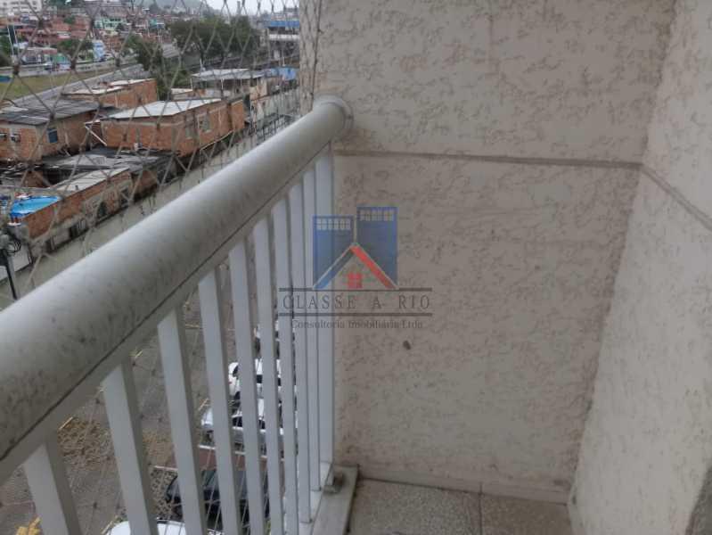17 - Norte Shopping-Apartamento 03 quartos, suite, vaga de garagem, lazer completo - FRAP30042 - 6