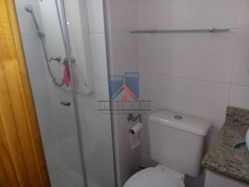 18 - Norte Shopping-Apartamento 03 quartos, suite, vaga de garagem, lazer completo - FRAP30042 - 16