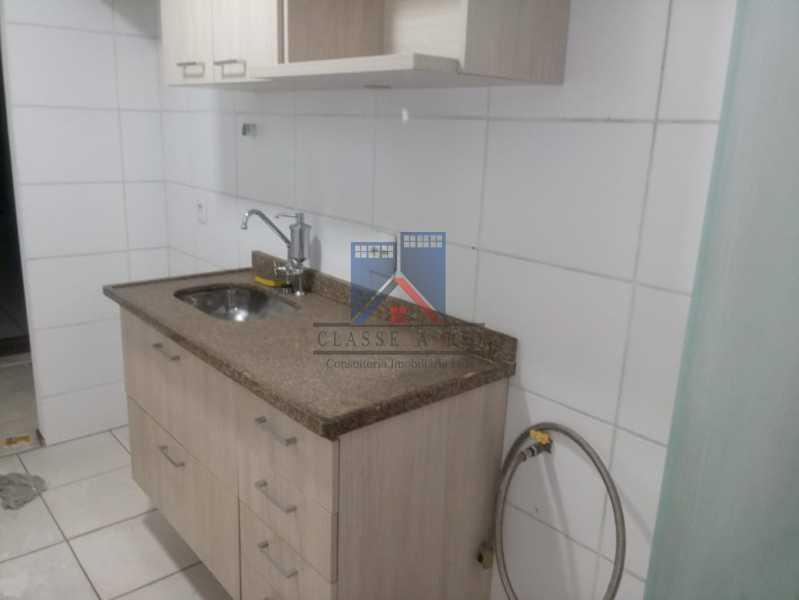 20 - Norte Shopping-Apartamento 03 quartos, suite, vaga de garagem, lazer completo - FRAP30042 - 30
