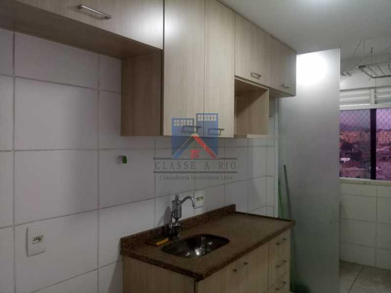 21 - Norte Shopping-Apartamento 03 quartos, suite, vaga de garagem, lazer completo - FRAP30042 - 24