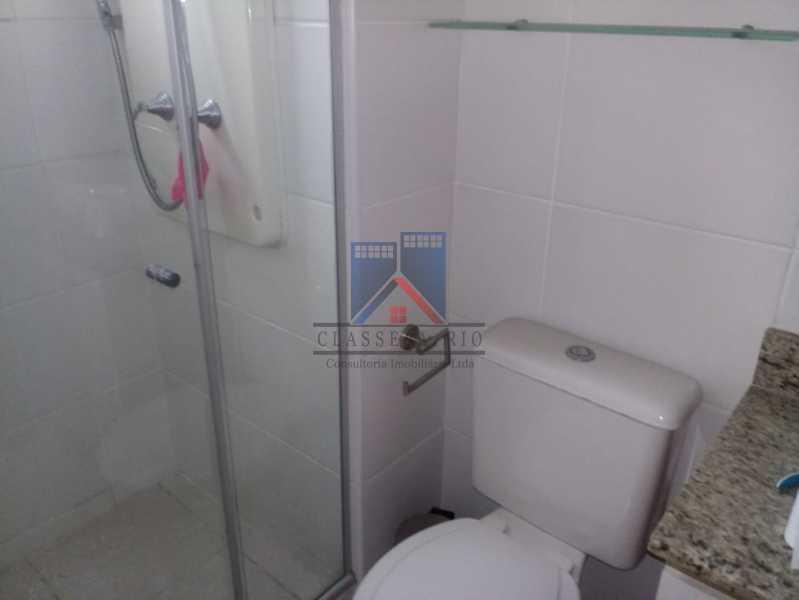 27 - Norte Shopping-Apartamento 03 quartos, suite, vaga de garagem, lazer completo - FRAP30042 - 22