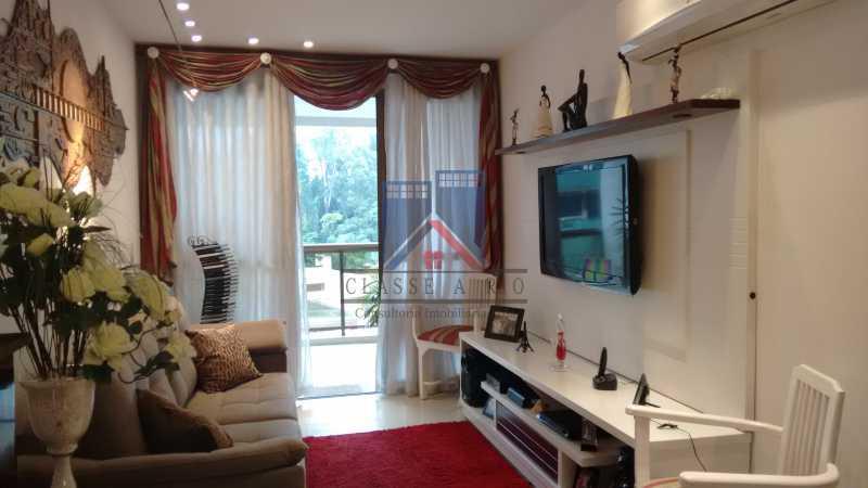 02 - Freguesia, Amplo apartamento 94m², 03 quartos, 02 suites, 02 vagas de garagem. Infraestrutura de lazer - FRAP30043 - 4