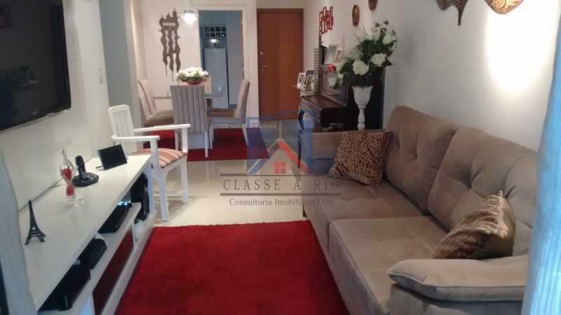 04 - Freguesia, Amplo apartamento 94m², 03 quartos, 02 suites, 02 vagas de garagem. Infraestrutura de lazer - FRAP30043 - 6