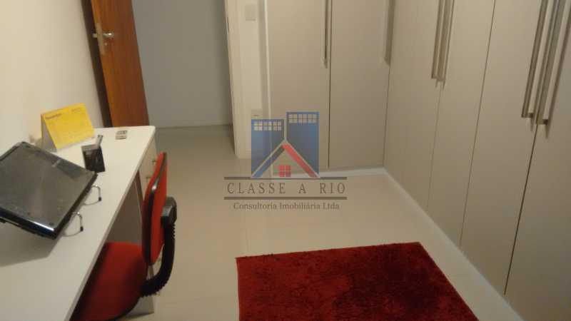 06 - Freguesia, Amplo apartamento 94m², 03 quartos, 02 suites, 02 vagas de garagem. Infraestrutura de lazer - FRAP30043 - 14