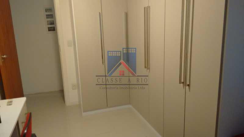 07 - Freguesia, Amplo apartamento 94m², 03 quartos, 02 suites, 02 vagas de garagem. Infraestrutura de lazer - FRAP30043 - 13