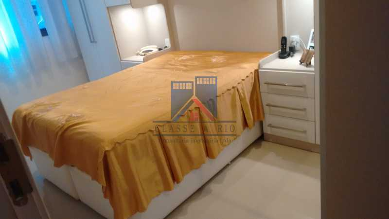 09 - Freguesia, Amplo apartamento 94m², 03 quartos, 02 suites, 02 vagas de garagem. Infraestrutura de lazer - FRAP30043 - 15