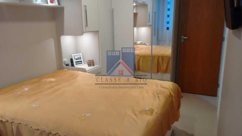 10 - Freguesia, Amplo apartamento 94m², 03 quartos, 02 suites, 02 vagas de garagem. Infraestrutura de lazer - FRAP30043 - 16