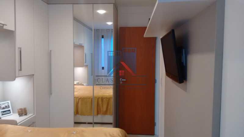11 - Freguesia, Amplo apartamento 94m², 03 quartos, 02 suites, 02 vagas de garagem. Infraestrutura de lazer - FRAP30043 - 17