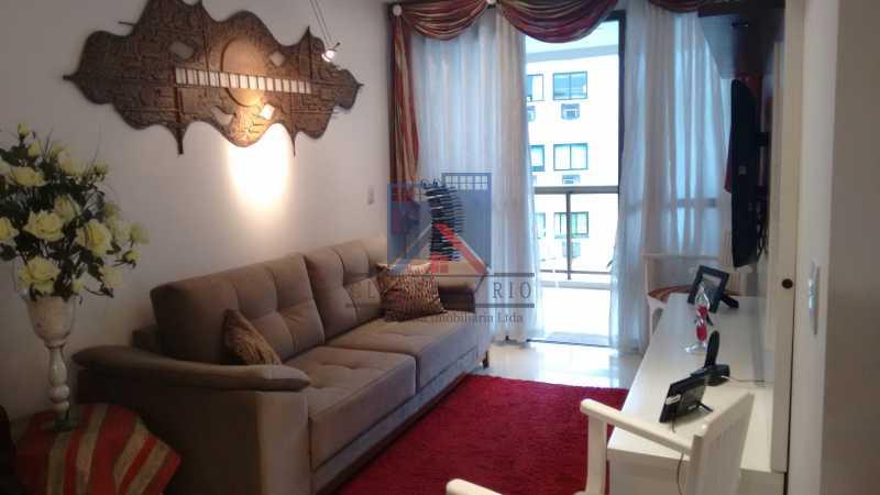 13 - Freguesia, Amplo apartamento 94m², 03 quartos, 02 suites, 02 vagas de garagem. Infraestrutura de lazer - FRAP30043 - 3