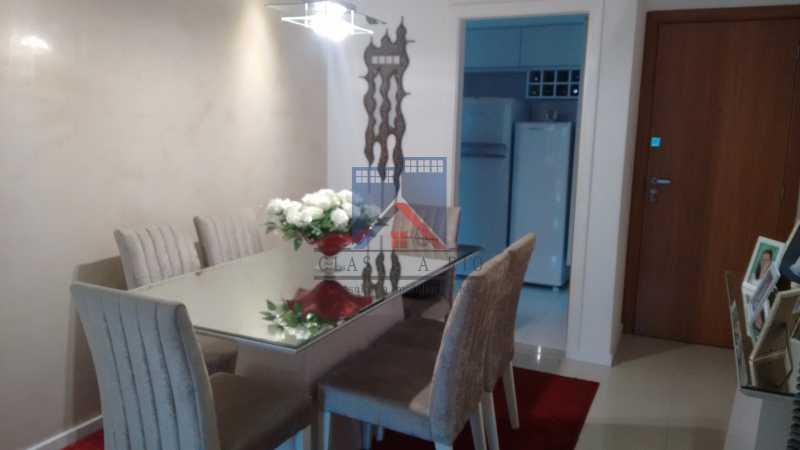 14 - Freguesia, Amplo apartamento 94m², 03 quartos, 02 suites, 02 vagas de garagem. Infraestrutura de lazer - FRAP30043 - 11