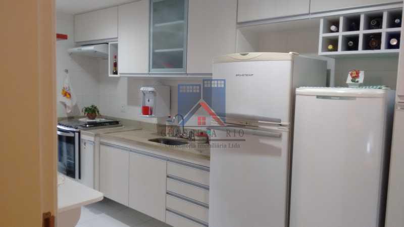 15 - Freguesia, Amplo apartamento 94m², 03 quartos, 02 suites, 02 vagas de garagem. Infraestrutura de lazer - FRAP30043 - 21
