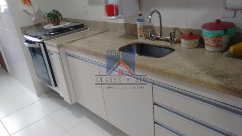 17 - Freguesia, Amplo apartamento 94m², 03 quartos, 02 suites, 02 vagas de garagem. Infraestrutura de lazer - FRAP30043 - 23