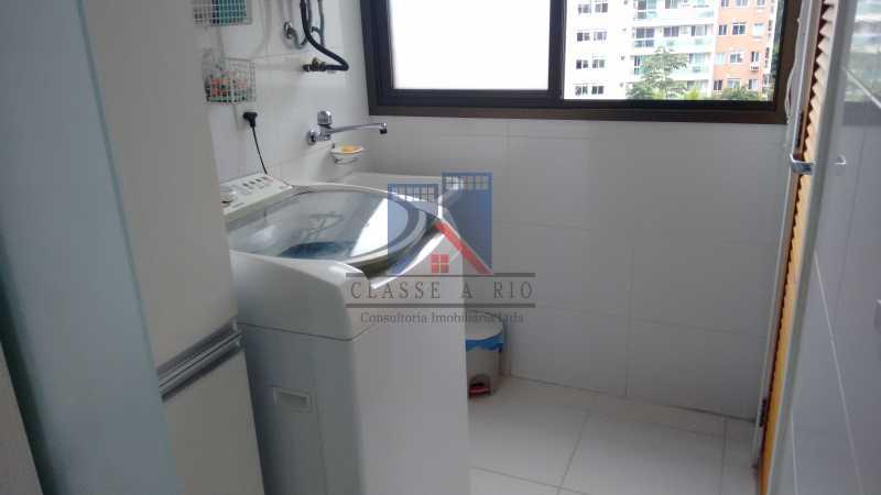20 - Freguesia, Amplo apartamento 94m², 03 quartos, 02 suites, 02 vagas de garagem. Infraestrutura de lazer - FRAP30043 - 26