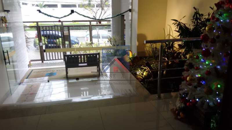 22 - Freguesia, Amplo apartamento 94m², 03 quartos, 02 suites, 02 vagas de garagem. Infraestrutura de lazer - FRAP30043 - 29