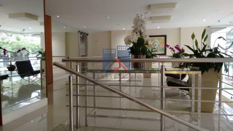 23 - Freguesia, Amplo apartamento 94m², 03 quartos, 02 suites, 02 vagas de garagem. Infraestrutura de lazer - FRAP30043 - 30